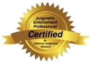Judgement Enforcement Professional Certification